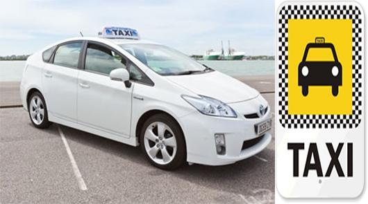 Белое такси на подмосковных дорогах появится в ближайшем будущем
