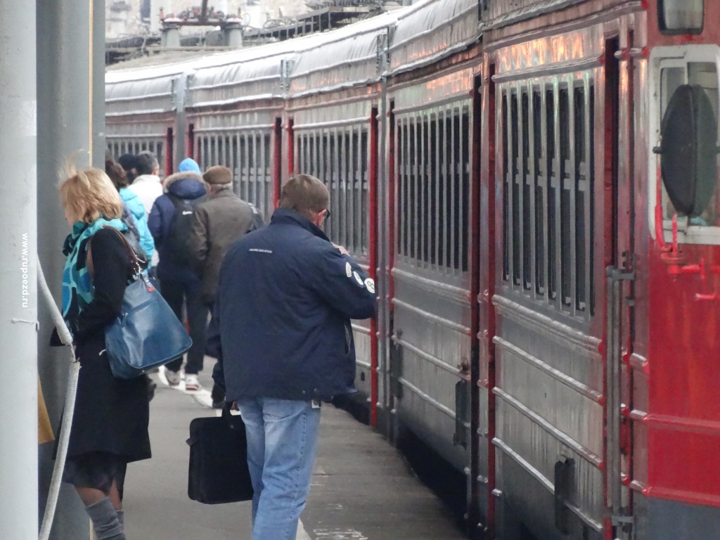 Расписание движения пригородных поездов изменится в московском регионе с 26 марта
