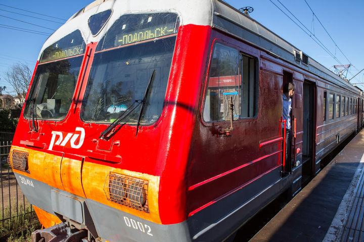 Электрички Рижского направления ходят по временному расписанию с 19 по 23 февраля
